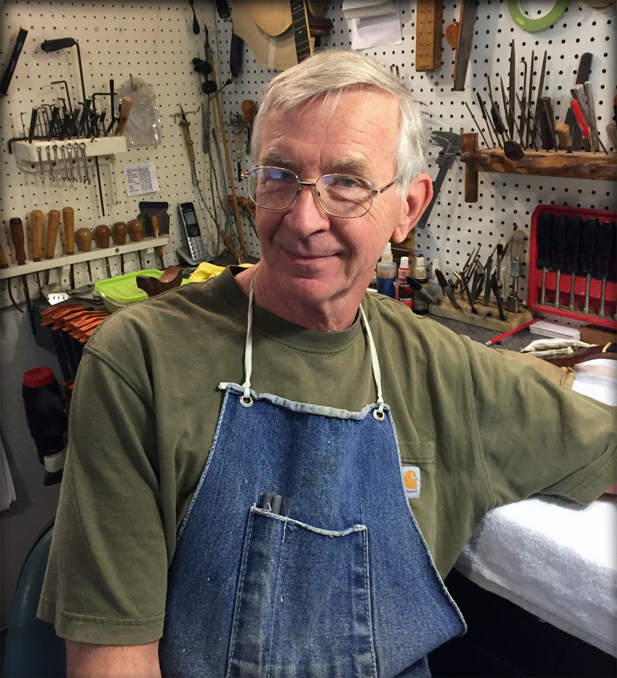 Ross Teigen Florida Luthier