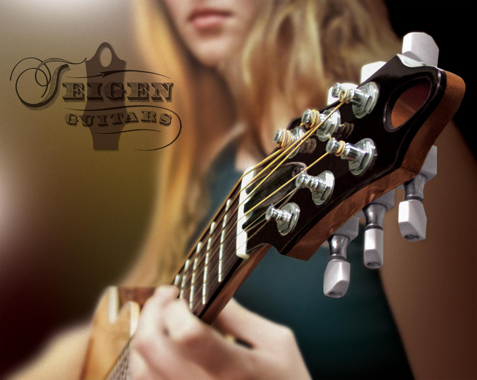 Teigen Custom Electric Guitars